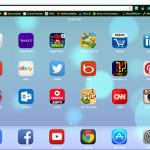 iOS 7 Home le da un toque de iOS 7 al navegador Google Chrome