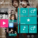 Nokia Music cambia de nombre. La aplicación y el servicio ahora pasan a llamarse Nokia MixRadio