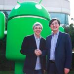 Lenovo adquiere Motorola Mobility a través de Google por 2910 millones de dólares