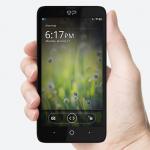 Geeksphone Revolution sale a la venta la semana próxima con Firefox OS y Android