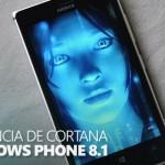 Cortana, el asistente virtual personal de Windows Phone podría ser presentado muy pronto