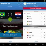 Disfruta del mundial de fútbol con la aplicación oficial de la FIFA