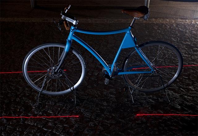 Samsung Smart Bike Concept