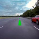 Virtual Widescreen: un nuevo concepto de realidad aumentada justo en el parabrisas