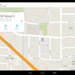 Android Device Manager te permite configurar un número de devolución de llamada para cuando pierdas tu teléfono