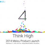 Meizu presentará el nuevo MX4 el próximo 2 de septiembre en un evento especial