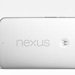 Google presenta el Nexus 6, un phablet de 5.9 pulgadas con Android para competir con el iPhone 6 Plus