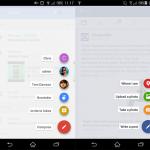 Facebook está probando Material Design en su aplicación para Android