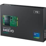 Samsung reconoce problemas de rendimiento de lectura en los 840 EVO. Prometen actualización para corregir el fallo.