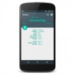 Comprueba la velocidad de carga y descarga de tu teléfono Android con Ampere