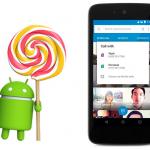 Google lanza Android 5.1. Incluye mejoras y nuevas funcionalidades