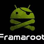 Cómo rootear tu teléfono Android mediante el método Framaroot