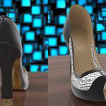 Volvorii: zapatos inteligentes que puedes cambiar de color con tu teléfono