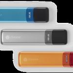 Google lanza el Chromebit para competir con el Compute Stick de Intel