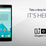 OnePlus lanza OxygenOS
