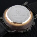 Chronos convierte tu reloj normal en un smartwatch