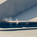 Lexus construye un prototipo funcional de tabla flotante