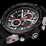 Y el nuevo smartwatch de Tag Heuer se llamará: Tag Heuer Carrera Wearable 01