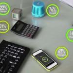 WattUp carga todos tus dispositivos al mismo tiempo y de forma inalámbrica