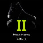 Converse lanzará la secuela de las Chuck Taylor