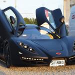 Sin Cars presenta su nuevo súper coche, el R1 RS
