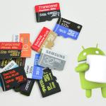 ¡Por fin! Android 6.0 Marshmallow permite usar las tarjetas microSD como memoria interna
