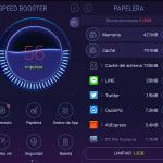 Limpia tu teléfono Android con DU Speed Booster