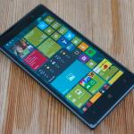 Windows 10 Mobile requiere 8GB de almacenamiento interno