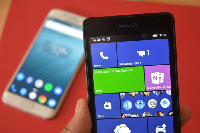 APKs in Windows 10 Mobile