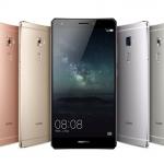 El nuevo Huawei Mate S tiene un hermoso diseño y su propia versión de Force Touch