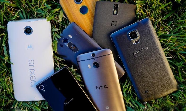 2015 smartphones