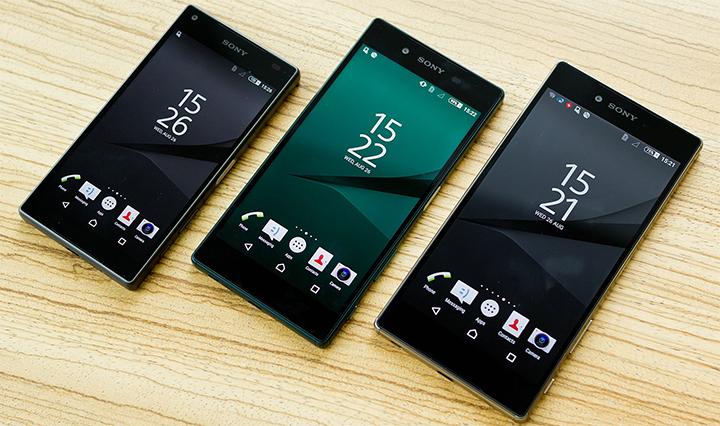 Teléfonos Sony
