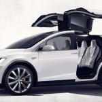 Tesla presenta oficialmente el modelo X