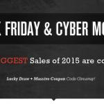 GearBest lanza sus mega ofertas para el Viernes Negro (Black Friday) y el Cyber Monday