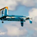 Amazon insiste en usar drones para sus repartos