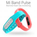 Mi Band Pulse: ahora con un monitor de ritmo cardíaco y sólo 4 dólares más en el precio
