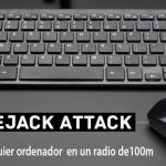 Cómo hackear cualquier ordenador desde 100 metros de distancia a través del mouse o teclado inalámbrico