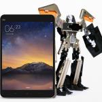 Xiaomi y Hasbro se unen para crear un Transformer que se convierte en Mi Pad 2