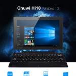 Las tablet-PC están de moda, no te pierdas la Chuwi Hi10 Ultrabook