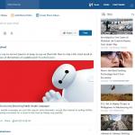 Flatbook para Chrome limpia y organiza la caótica interfaz de escritorio de Facebook