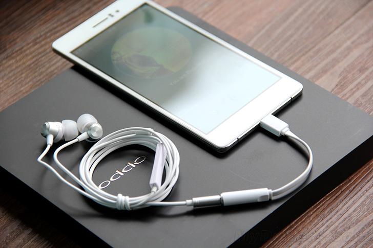 Oppo R5 sin jack audio