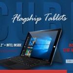 Aprovecha los increíbles descuentos de tablets Cube en GearBest