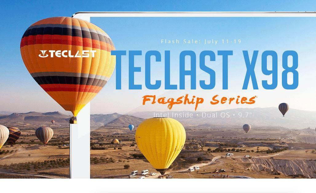 Teclast X98