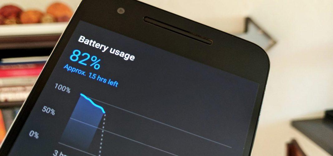Nexus 6P Pixel Batería