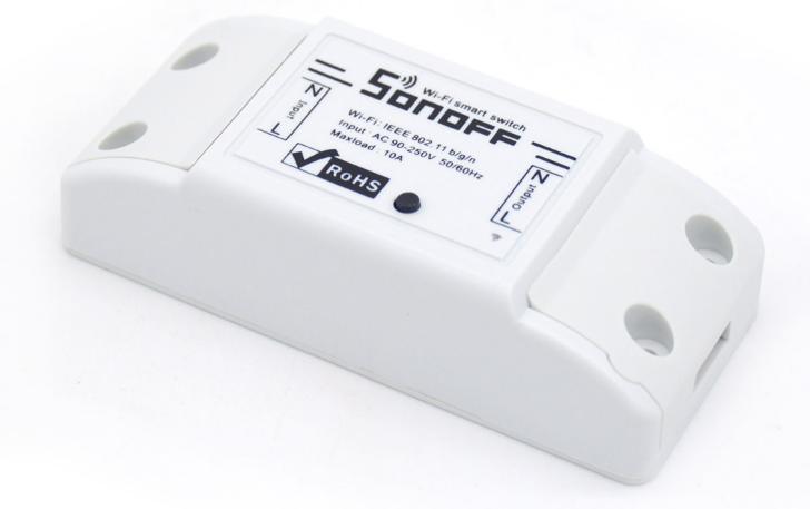 Sonoff ITEAD WiFi Wireless Smart Switch