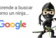 busquedas google ninja