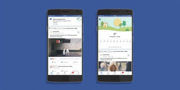El Tiempo en Facebook