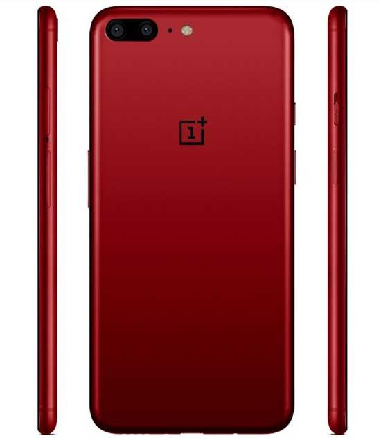 OnePlus-5-Rojo