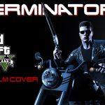 Recrean la película entera de Terminator 2 en GTA V