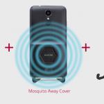 LG K7i: el primer smartphone con un ahuyentador de mosquitos integrado